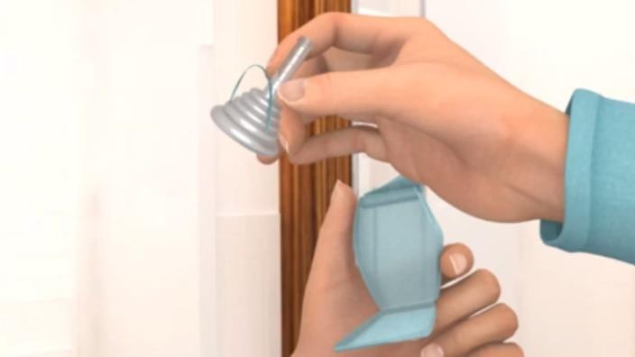 Een condoomkatheter aanbrengen